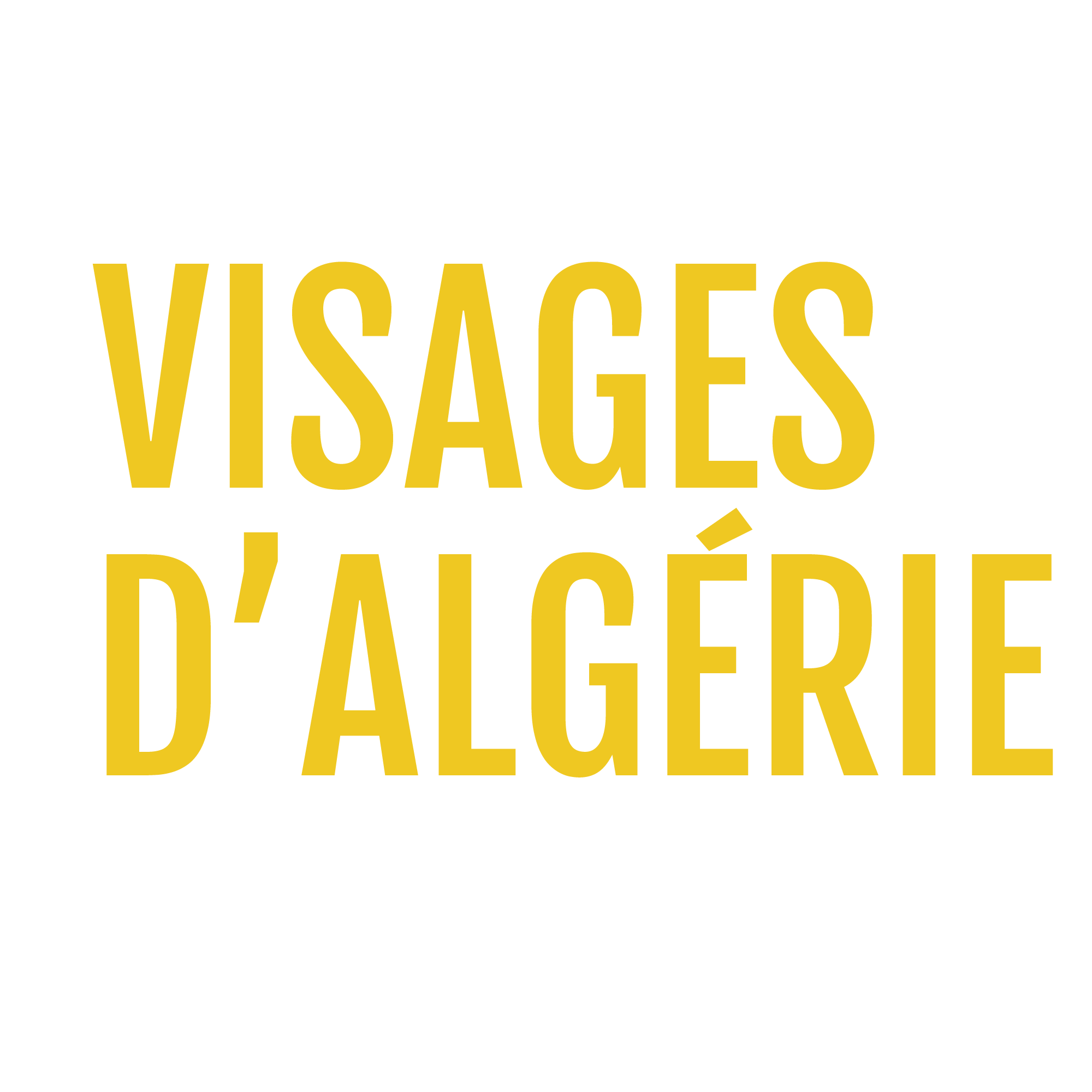 site internet visages dalgerie